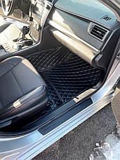 Комплект Килимків 3D Toyota Camry 30, фото 2