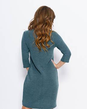 Платья ISSA PLUS 10184  S зеленый, фото 2