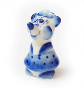 9380501 Фигурка керамическая Мишка