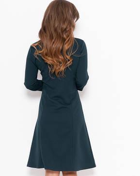 Платья ISSA PLUS 11123  S зеленый, фото 2