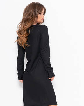 Платья ISSA PLUS WN17-94  S черный, фото 2