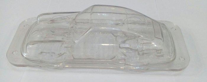 """Форма полікарбонатна для шоколаду 3 D""""Автомобіль""""255*105*70 мм (шт)"""
