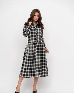 Платья ISSA PLUS 11185  S черный/белый, фото 2