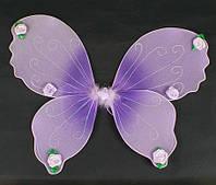 Карнавальные крылья Бабочка BonaDi 198-87