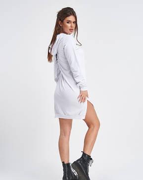 Платья ISSA PLUS 11283  S белый, фото 2