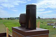 ГИБРИДНЫЙ вентилятор  0-800 м3/ч  для кирпичного дымохода, фото 1