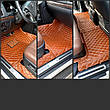 Комплект килимків з екошкіри для Ford Mustang (6 покоління), фото 5