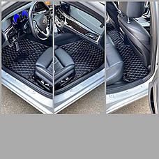 Комплект Ковриков 3D Bmw 3 series F34 GT, фото 3