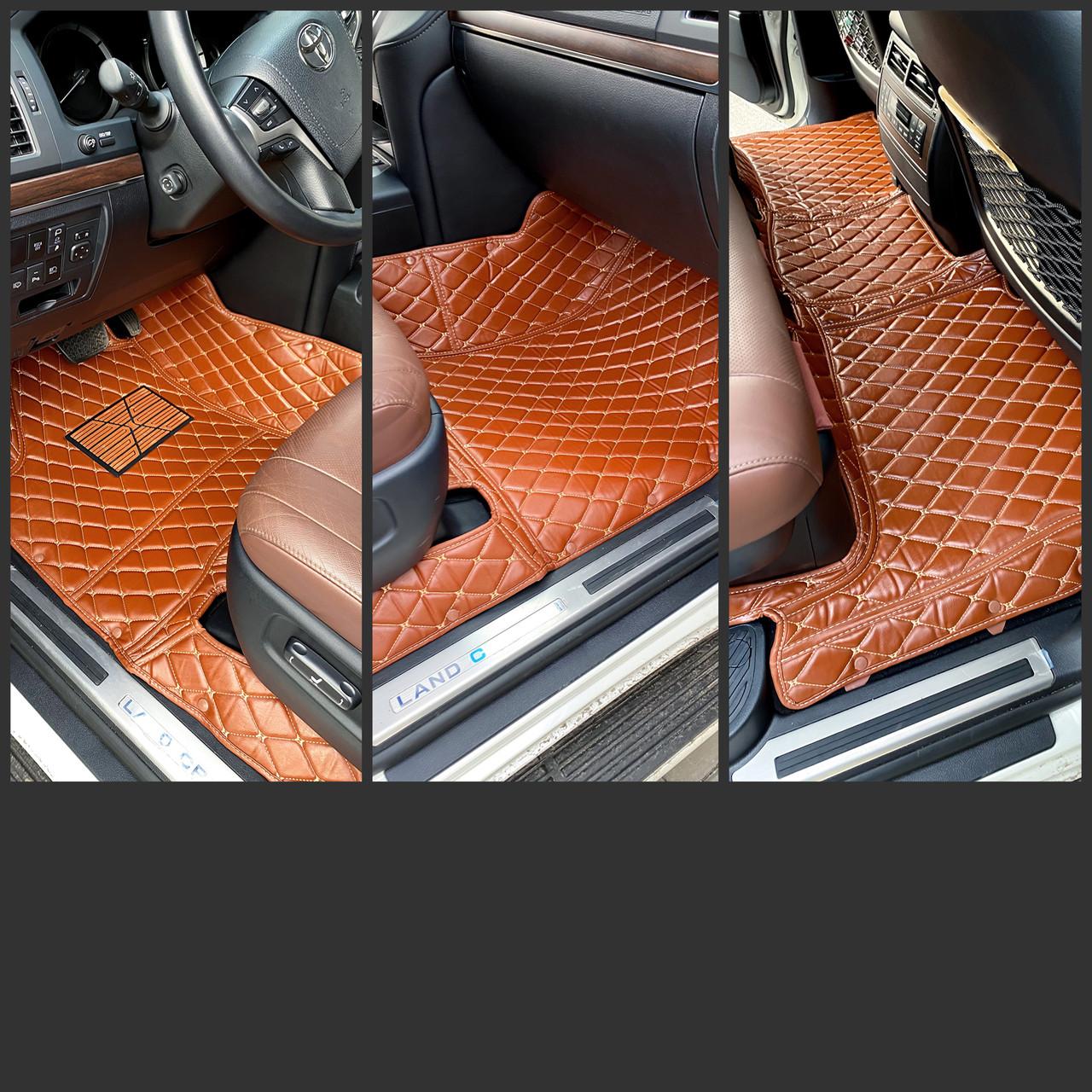 Комплект Килимків 3D Ford Mondeo, Fusion