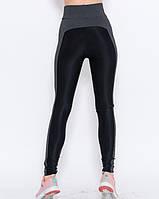 Спортивні штани ISSA PLUS 9947 S чорний/темно-сірий