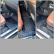 Комплект Ковриков 3D Mercedes GLC