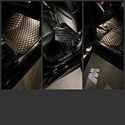 Комплект Ковриков 3D Lexus ES