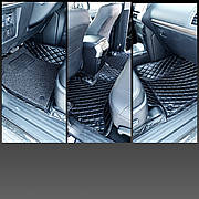 Комплект Ковриков 3D Mercedes GLA