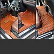 Комплект килимків з екошкіри для Lexus RC, від 2016 року, фото 4