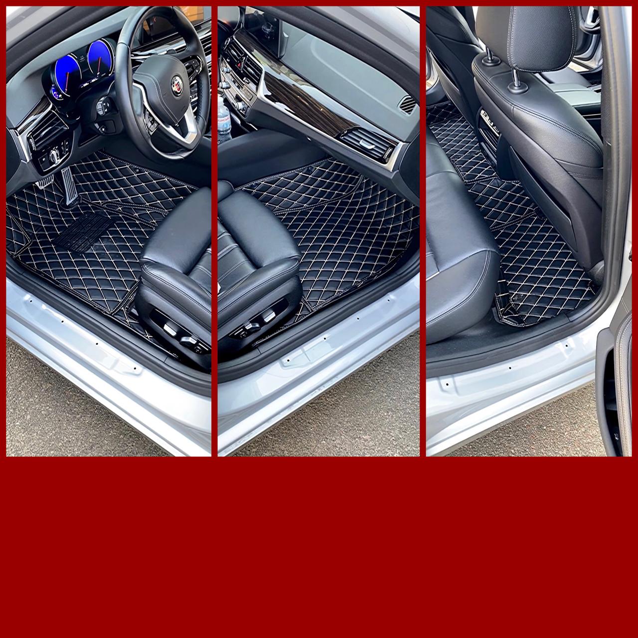 Комплект килимків з екошкіри для Lexus RC, від 2016 року