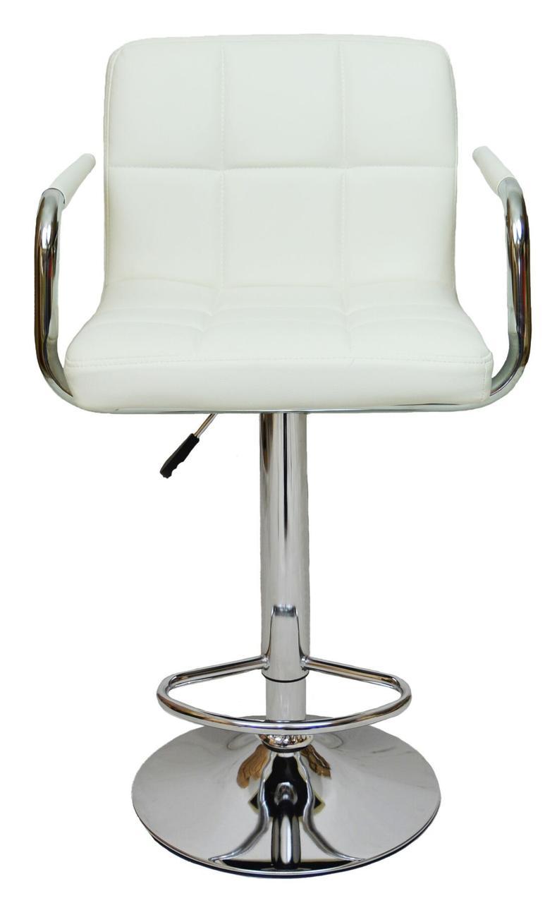 Барный стул хокер Bonro B-628-1 White