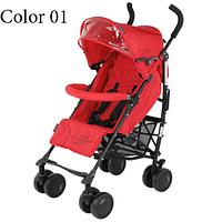 Прогулочная коляска Quatro Lily