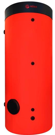 Буферна ємність Roda RBE 800 л