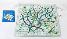 Игра Змейка (в наборе 4стопки) 31см BonaDi 725-A55
