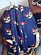 Женский оригинальный вместительный рюкзак 16 л. URBANSTYLE, 077 синий, фото 2
