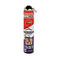 Напыляемый полиуретановый утеплитель Polynor с насадкой для стен