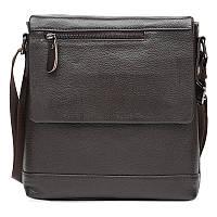 Мужская кожаная сумка Keizer K18146-brown