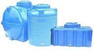 Бочка для воды пластиковая от 100 до 20000 л. вертикальная, горизонтальная, квадратная