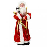 Музыкальный Дед Мороз 41см