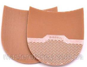 Набойки формованные полиуретановые BISSELL art.6007 цвет бежевый