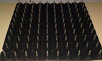Набойка полиуретановая №19 цвет черный