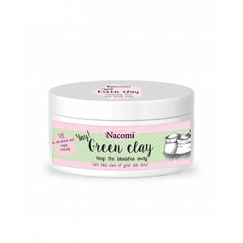 Глина зеленая Nacomi Green Clay 65 г (5901878683522)