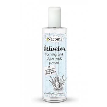 Активатор для глин и альгинатных масок Nacomi Activator For Clay And Algae Mask Powder 250 мл (5902539701692)