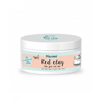 Глина красная Nacomi Red Clay 100 г (5901878683386)