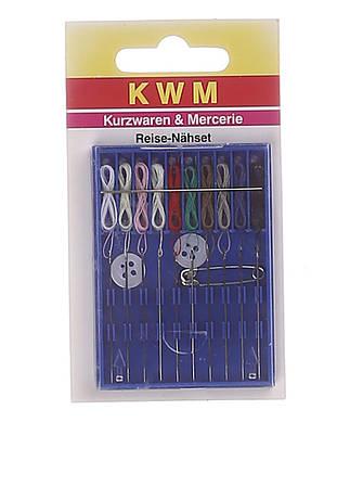 Набор для шитья KWM 10 игл Разноцветный (K02-110001)