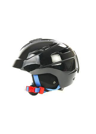 Горнолыжный шлем детский crivit XS Черный (K10-110597)