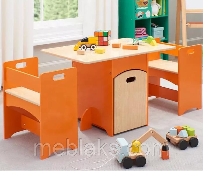Детский столик ДС 015