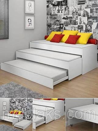 Детская кровать для троих ВКТ 210, фото 2