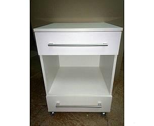 Тумбочка косметологическая этажерка столики для косметолога для салона красоты VM 915