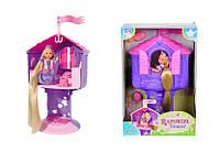 Кукольный набор Эви Рапунцель в башне Simba 5731268