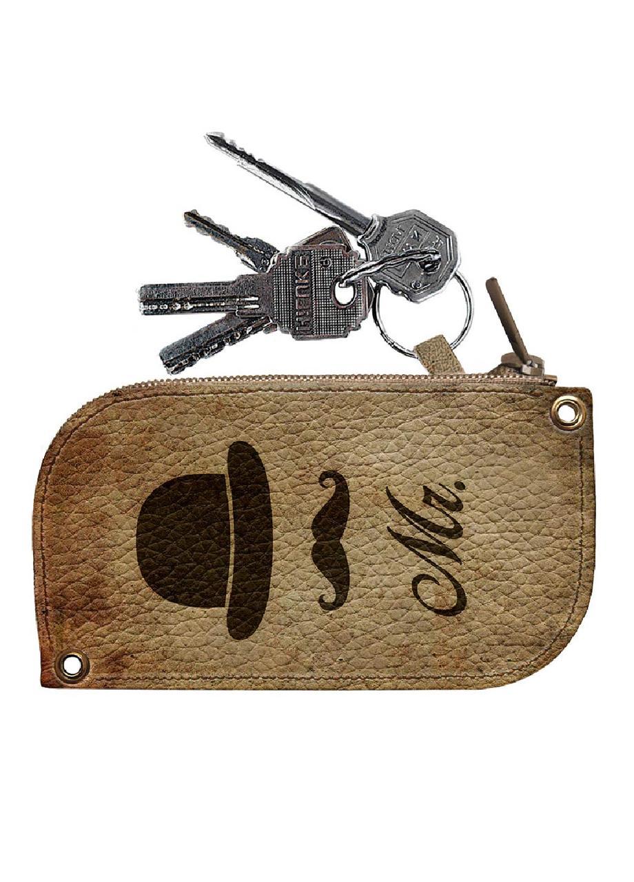 Ключница DM 01 Джентельмен коричневая SKL47-176594