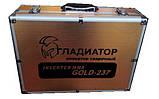 Сварочный инвертор Гладиатор GOLD-237, фото 3