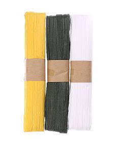 Декоративная креповая лента   разноцветный K03-220315