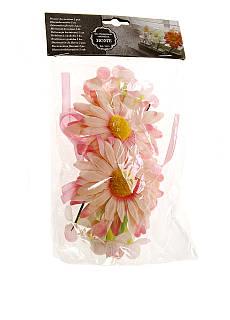 Цветы декоративные 2шт Home Accents  розовый K10-111127