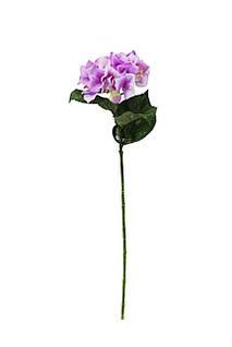 Гортензия 70 см Excellent  фиолетовый-зеленый K10-111151