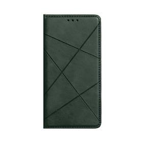 Кожаный чехол-книжка Business Series для Huawei Y5P