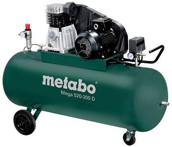 Компрессор Metabo Mega 520-200 D (601541000)