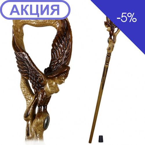 Трость Гамаюн-Райская птица  Gamayun WP-013 (GC-Artis)