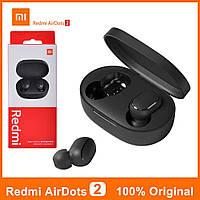 Наушники Xiaomi AirDots Pro + Original, bluetooth Беспроводные Наушники Xiaomi Redmi Airdots Pro +, Wind