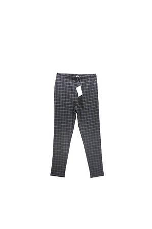 Леггинсы  L(44/46) черный-серый K10-550619