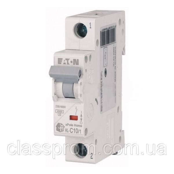 Автоматичний вимикач Eaton HL-C10/1